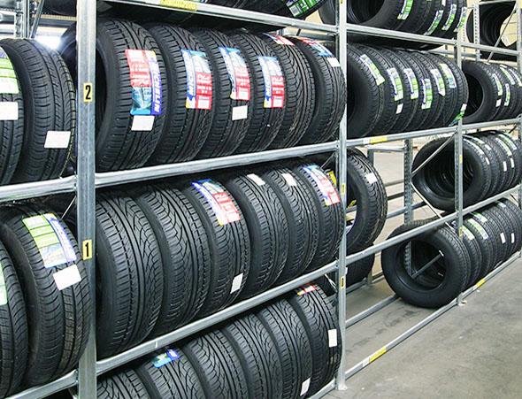 Unirack Tyre Storage