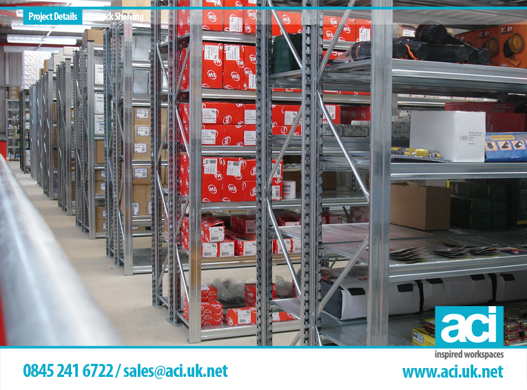 Image of Unirack Shelving