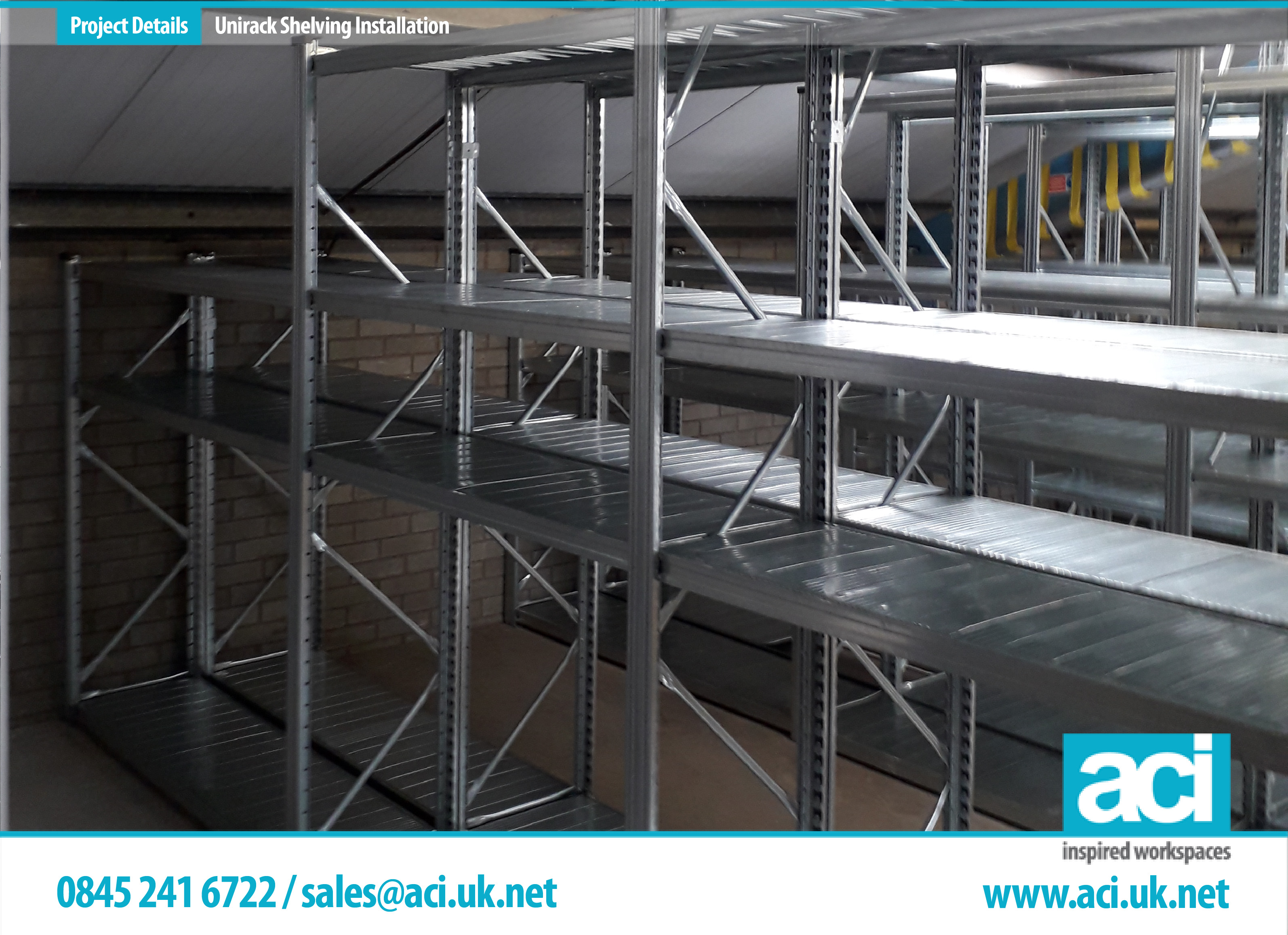 Image of Warehouse Shelving